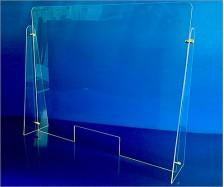 Clear Acrylic Barrier