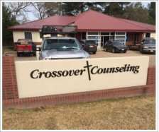 Crossover Counseling Signage