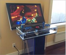 Acrylic Arcade Cabinet