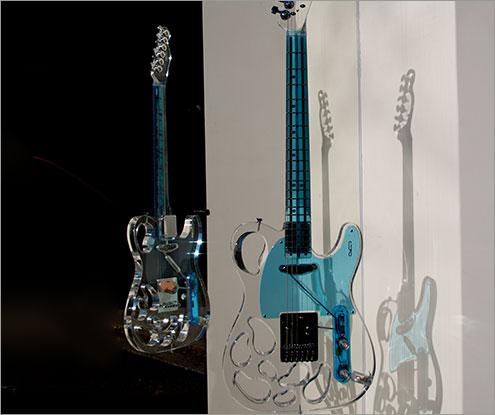 Acrylic Guitar