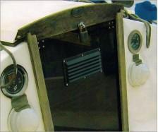 Acrylic Hatch Cover
