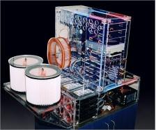 Computer Data Server Case
