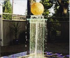 Acrylic Water Fountain