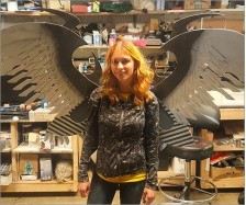 Cosplay Archangel Wings