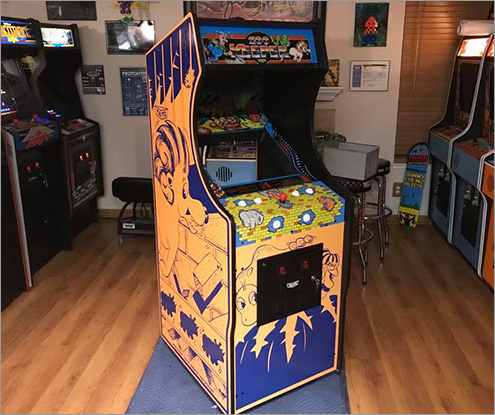 Arcade Game Graphics