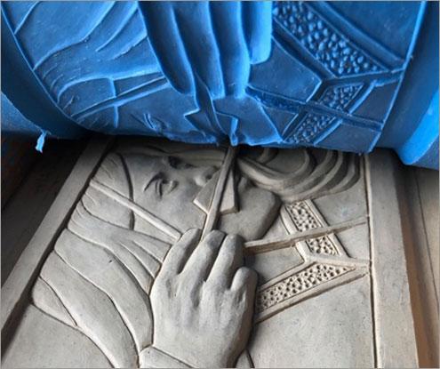 Athena Replica Mold