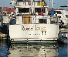 Custom Boat Signage