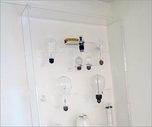 Light Bulb Display