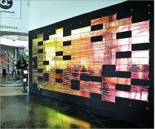 Acrylic Donor Wall