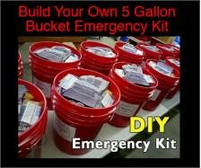 Emergency Bucket Kit