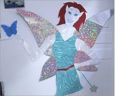 Fairy Wall Decoration