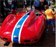 Ferrari Polycarbonate Windshield