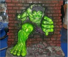 Incredible Hulk Model