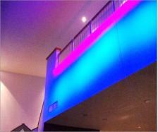 LED Light Acrylic Diffuser