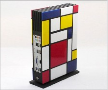 Mondrian Computer