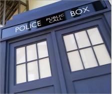 Doctor Who Call Box