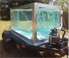 Portable Pool Tank