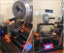 Acrylic Printer Enclosure