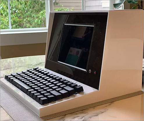 Retro Style PC Terminal