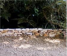 Model Train Scale Rock Wall