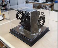 Darth Vader Helmet Display Case