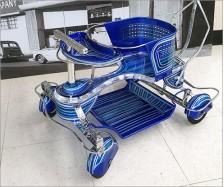 Acrylic Stroller