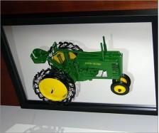 Unique Tractor Display