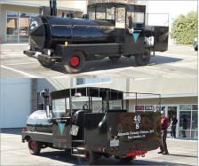 Locomotive Car