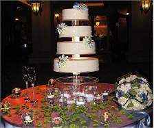 Wedding Cake Display Stand