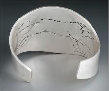 Wolf Resin Bracelet