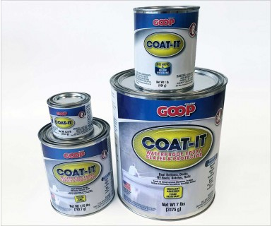 Coat-It Epoxy Sealer with Kevlar, 2 lb