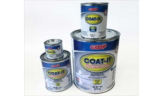 Coat-It Epoxy Sealer with Kevlar, 2 lb