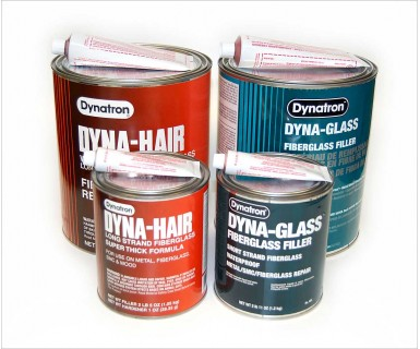 Dynatron® Dyna-Glass and Dyna-Hair
