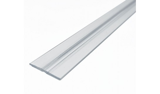 12 in Clear Excelon Flex Hinge