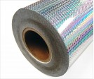 Holographic Film Mosaic 6 inches wide per foot