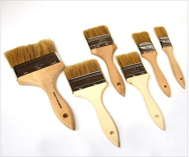 Industrial Grade Brush, 0.5 in.