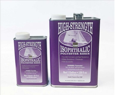 TAP Isophthalic High-Strength Resin