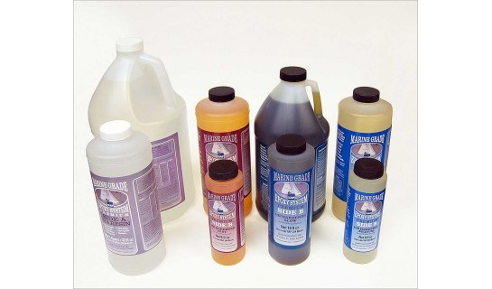 Marine Epoxy A-Side Resin 314, 32 oz