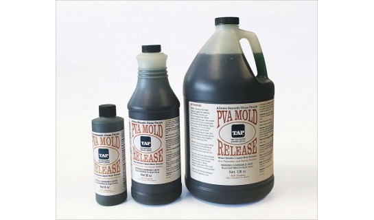 PVA Mold Release Liquid, 8 oz.