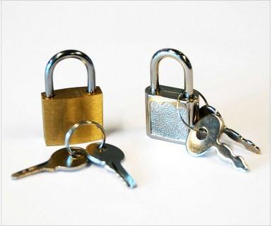 Mini Pad Locks