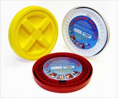 Plastic Bucket Lids, Gamma Seal Lid