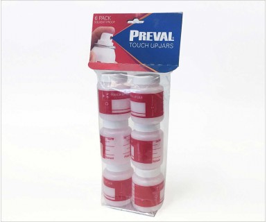 Preval® Touch-Up Jars