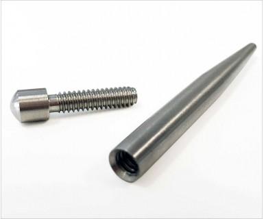 Stainless Steel Desktop Table Standoffs
