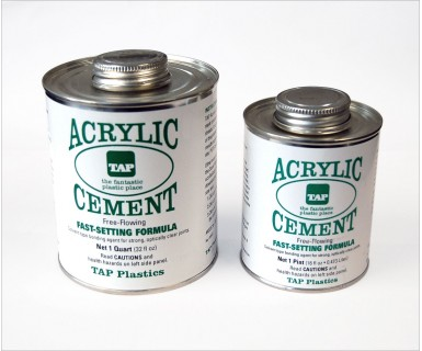 TAP Acrylic Cement