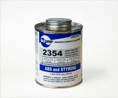 SCIGRIP Weld-On 2354 for ABS