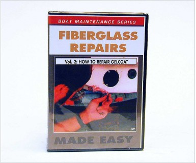 How to Repair Gelcoat • Vol II