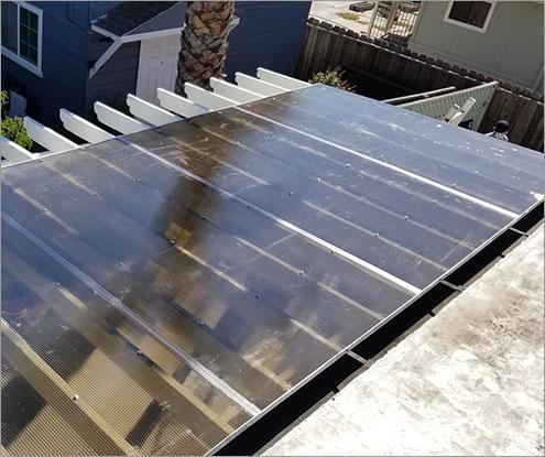 Twin-Wall Shade
